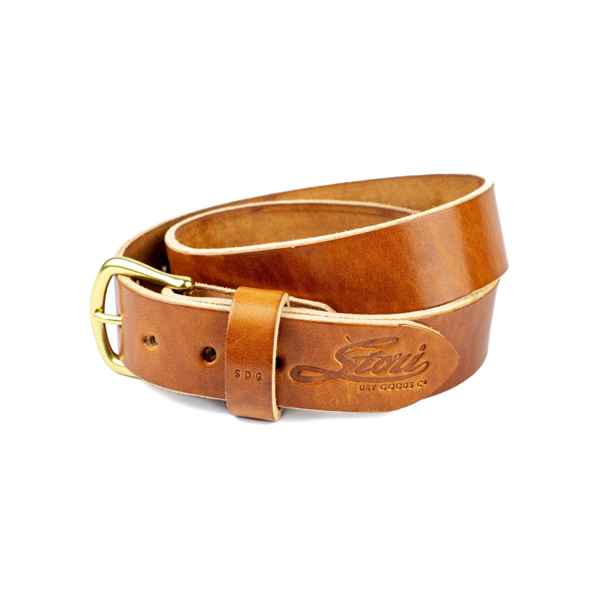 Camden Belt - Brown