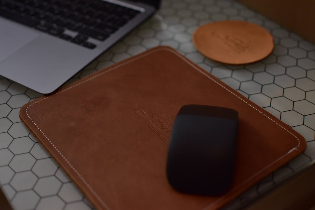 Stori Mouse Pad - Brown