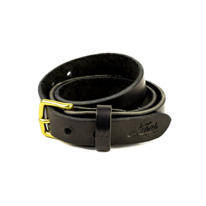 Camden Belt Thin - Black