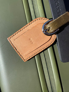 Stori Luggage Tag - Natural