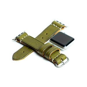 SoMa Watch Band (Apple Watch) - Olive