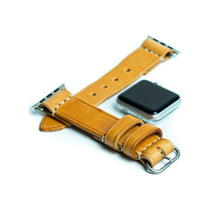 SoMa Watch Band (Classic Watch) - Honey