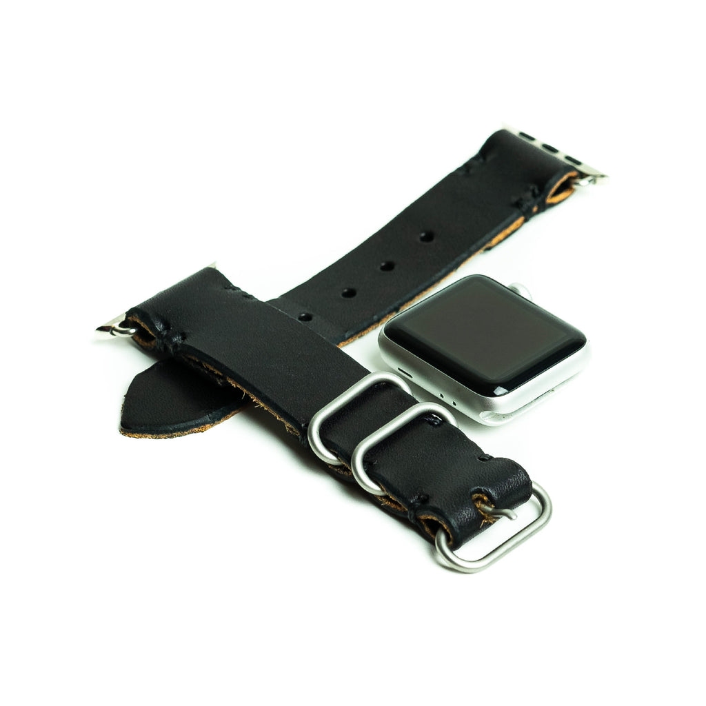 Mission Watch Band - Black