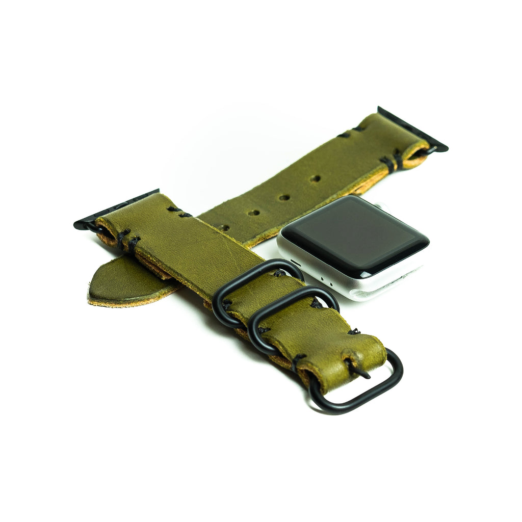 Mission Watch Band - Olive