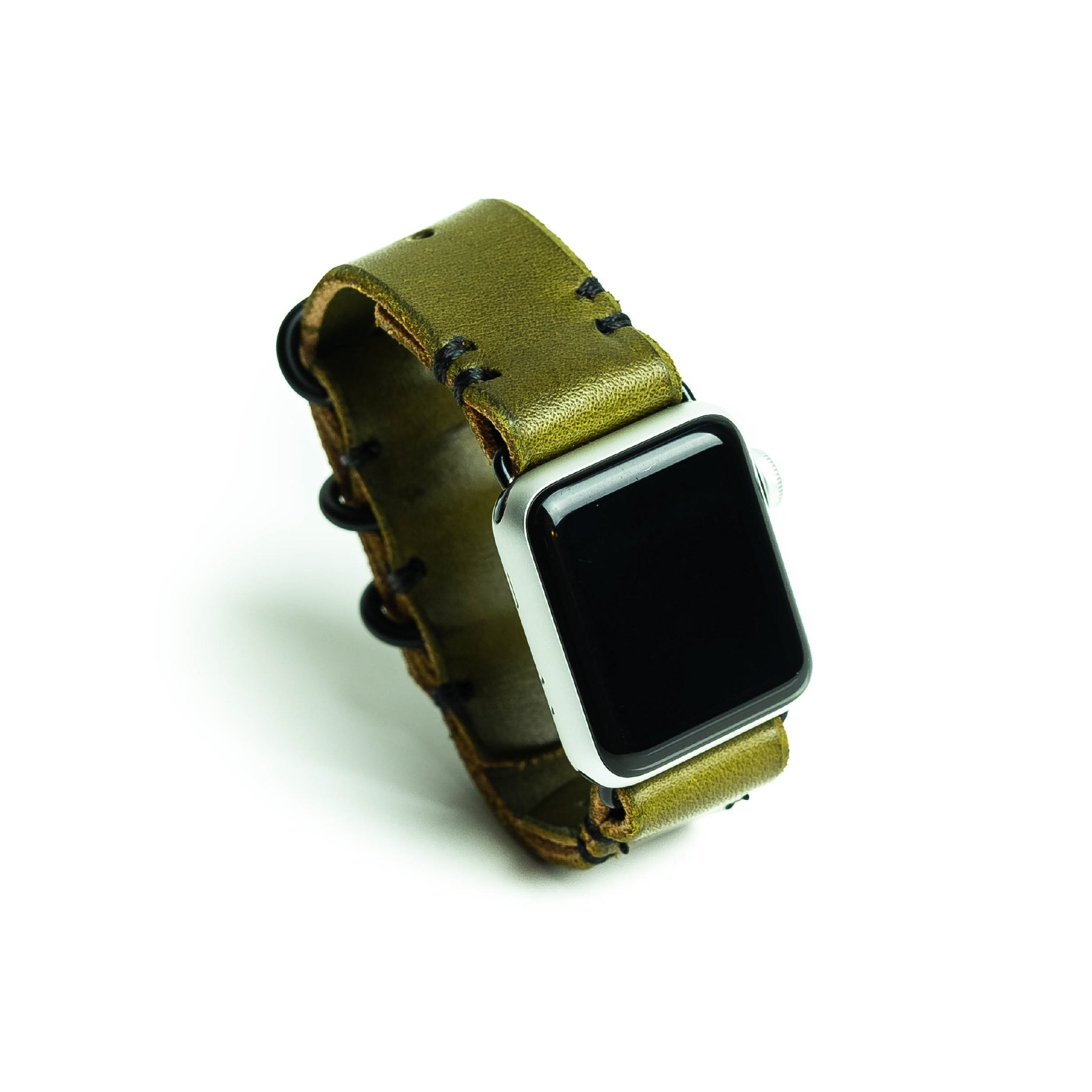 Mission Watch Band (Classic Watch) - Olive