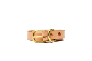 Beltline Collar - Natural