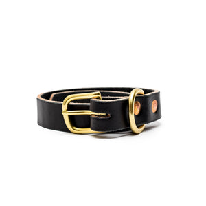 Beltline Collar - Black