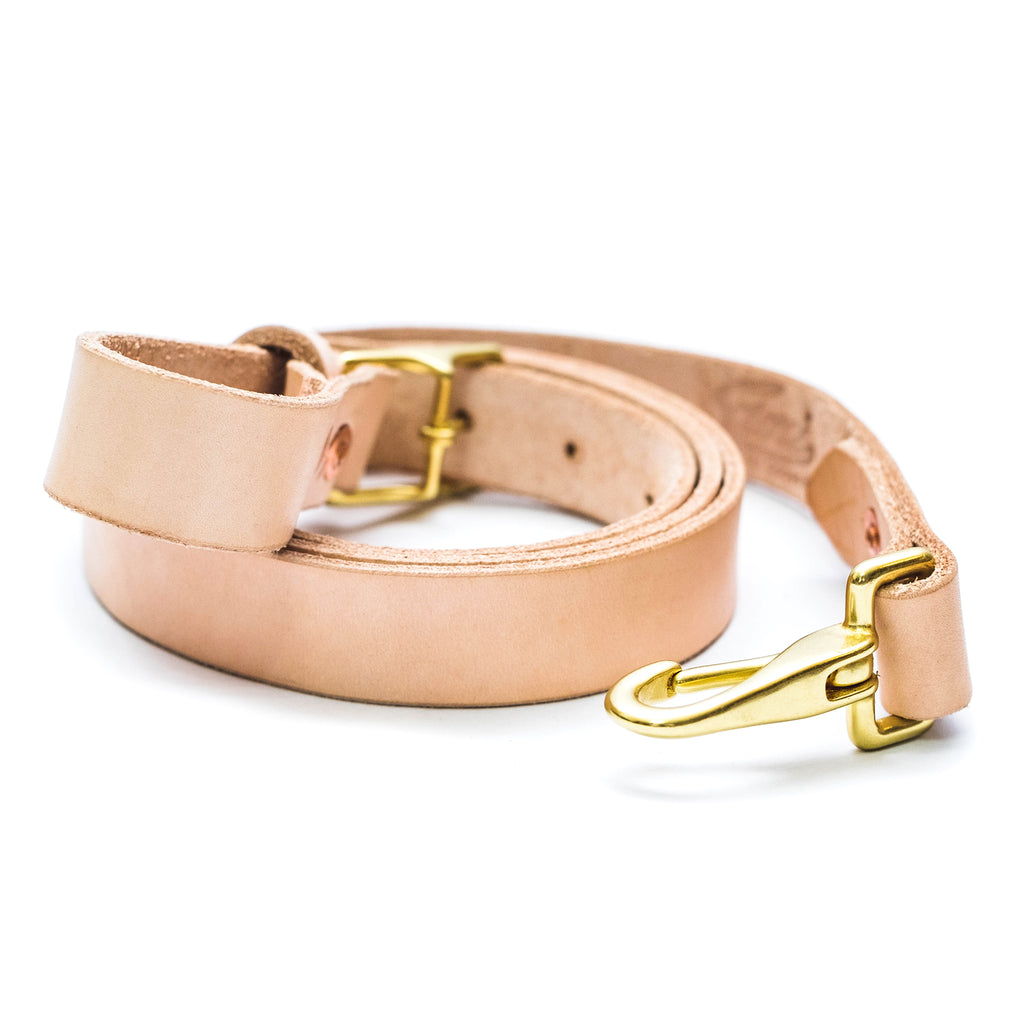 Beltline Leash - Natural