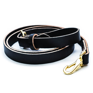 Beltline Leash - Black