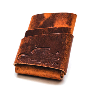 Smith Wallet - Natural Dublin