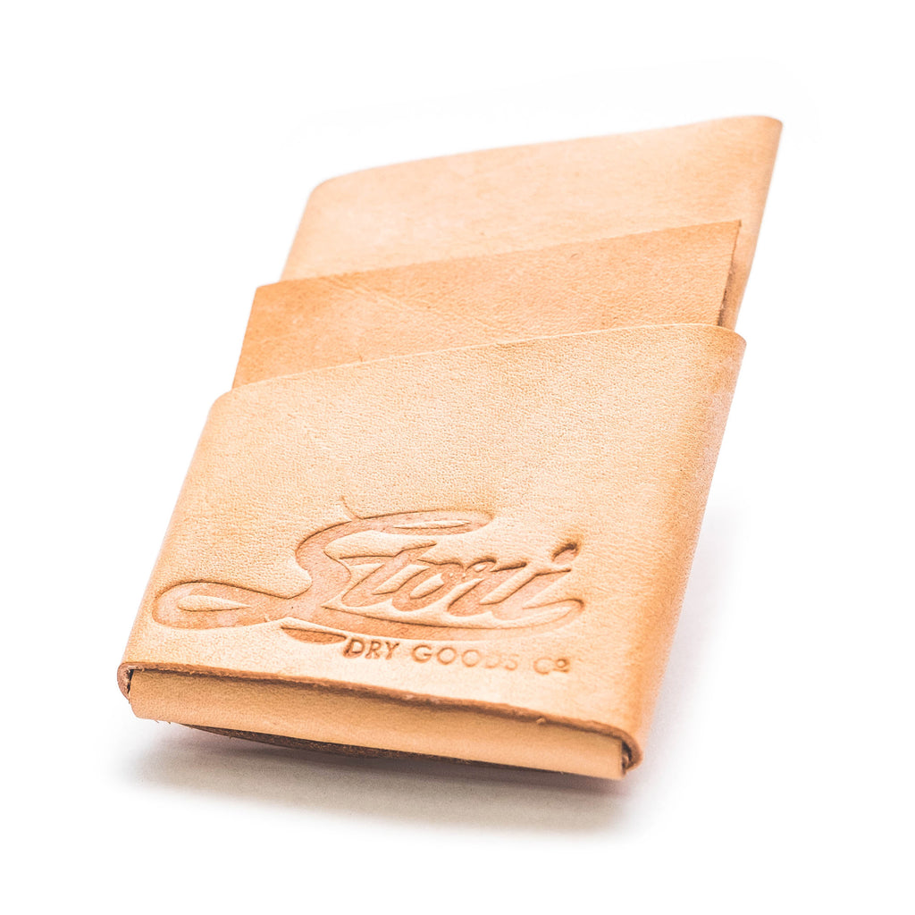 Smith Wallet - Natural