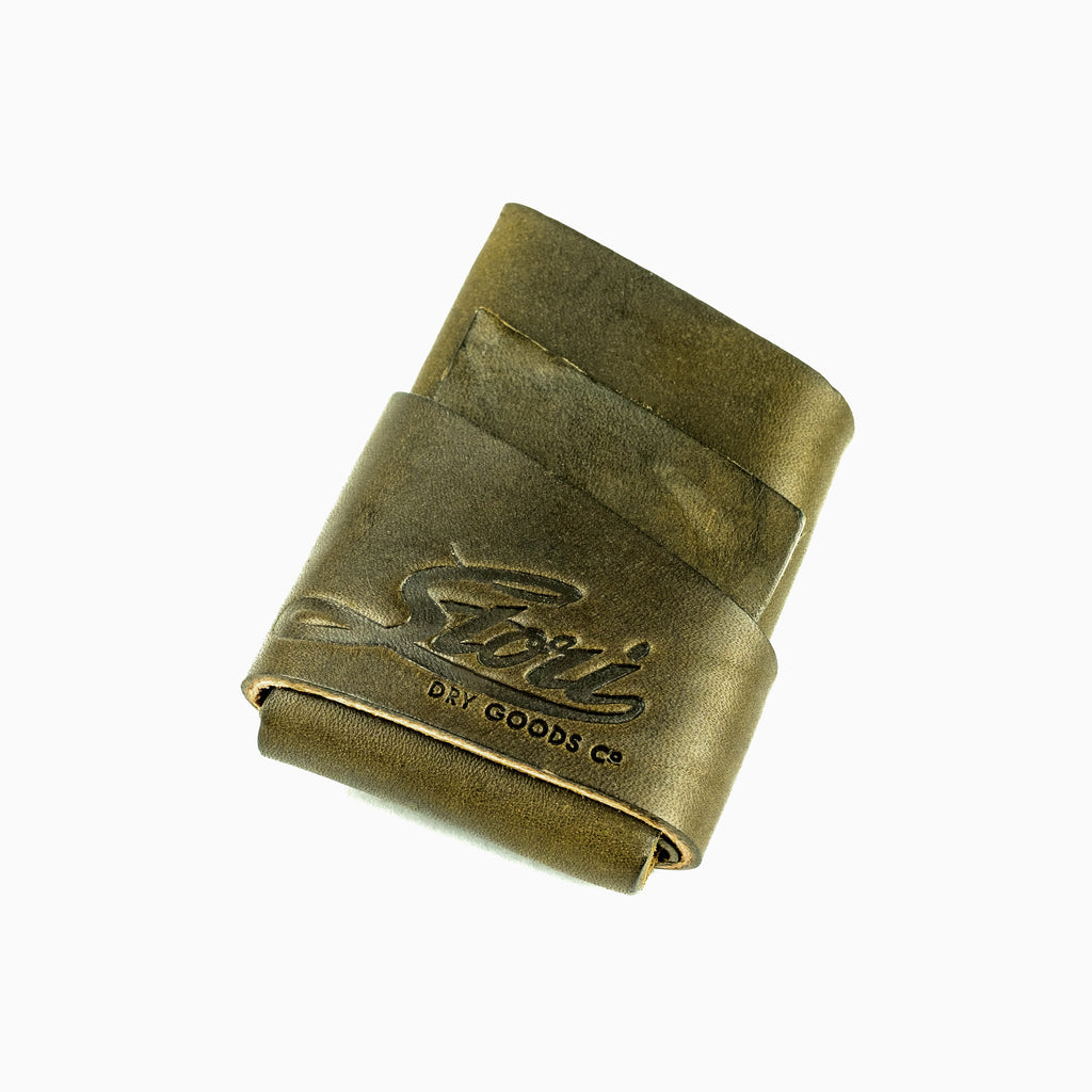 Smith Wallet - Olive