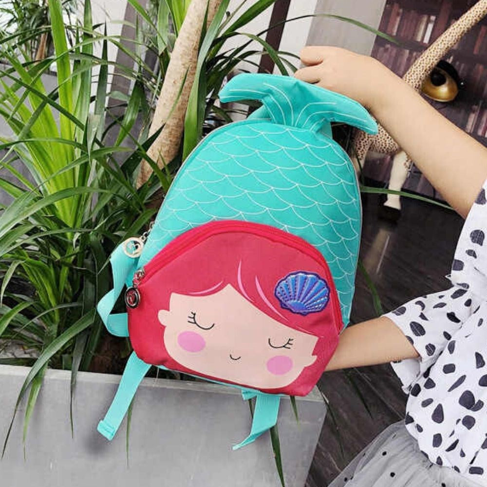 Mermaid Preschool Bag
