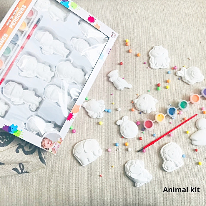DIY Ceramic paint kit