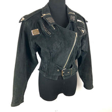 INSANE Vintage Studded Motorcycle Jacket