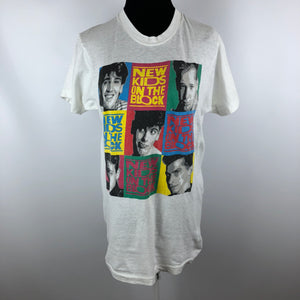 Authentic Vintage New Kids On The Block T-SHIRT SZ S/M