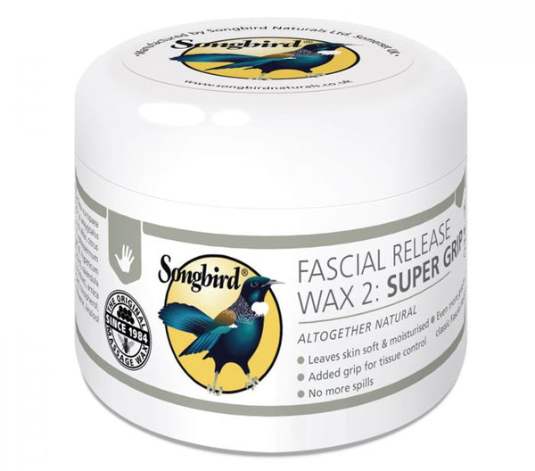Songbird Fascial Release Wax: Super Grip