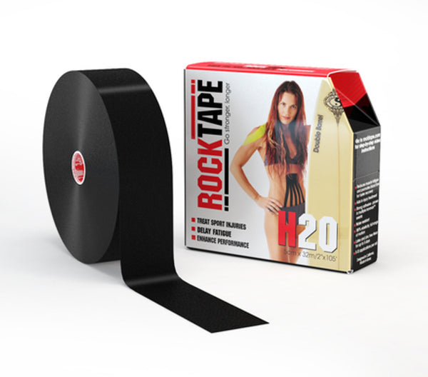 Rocktape H20 Kinesiology Tape - 5cm x 32m