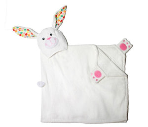 Bella the Bunny Hooded Towel