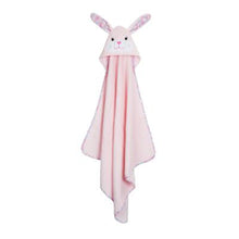Beatrice the Bunny Hooded Towel