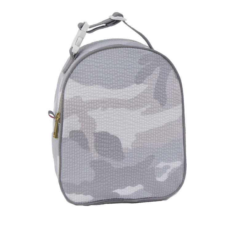 Snow Camo Lunch Box