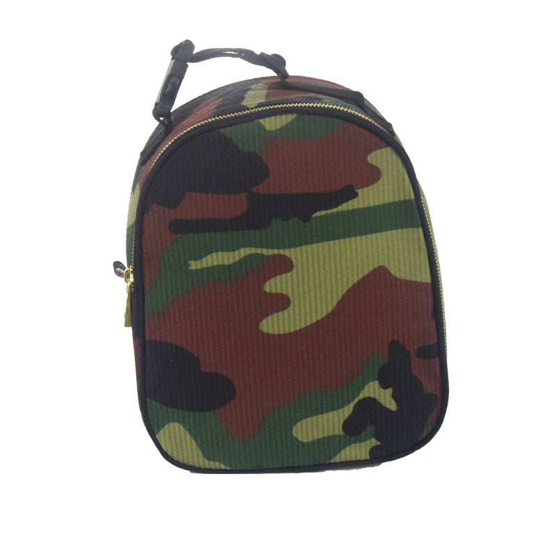 Woodland Camo Gumdrop Lunch Box