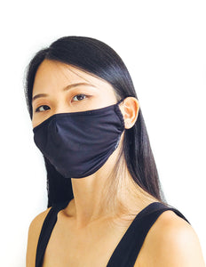 Fydelity Face Mask -  Solid Black