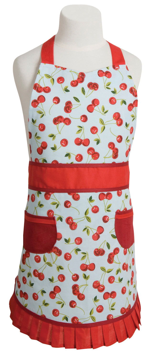 Children's Apron - Cherry Sally