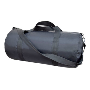 Black Brass Jumbo Duffel Bag
