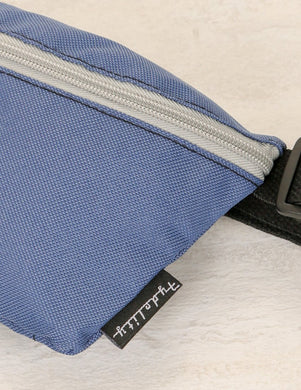 Blue And Grey Game Day Ultra-Slim Fanny Pack