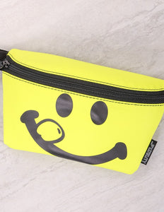 Friends Smiley Ultra-Slim Fanny Pack