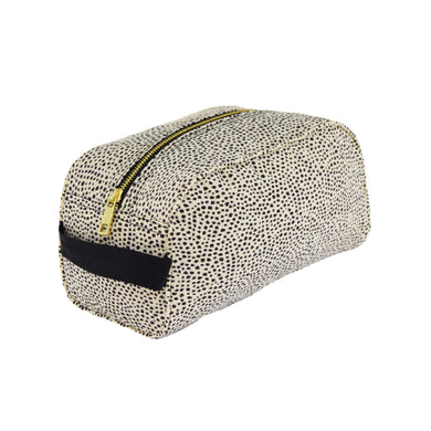 Cheetah Traveler Toiletry Bag