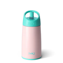 Swig 12 Ounce Kids Water Bottle - Blush