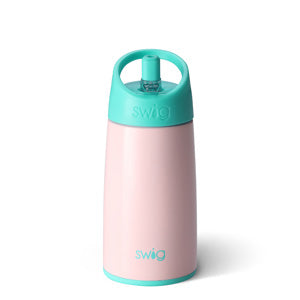 12 Ounce Kids Water Bottle - Blush
