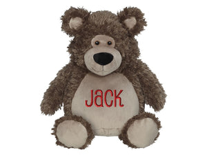 Buddy Brown Bear Stuffed Animal