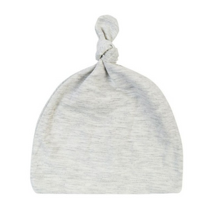 Emerson Newborn Hat - Grey