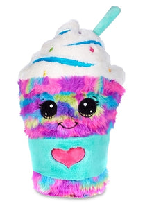 Fuzzy Unicorn Frap Vanilla Scented Pillow