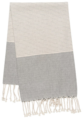 Granite Diamond Hammam Hand Towels - Set of 2