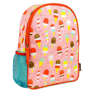 Petit Collage Ice Pops Backpack