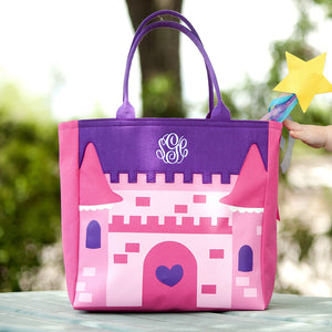 Princess Castle Tote Bag