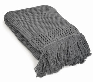 Benny Throw - Charcoal