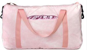 Pink Tie Die Large Duffle Bag