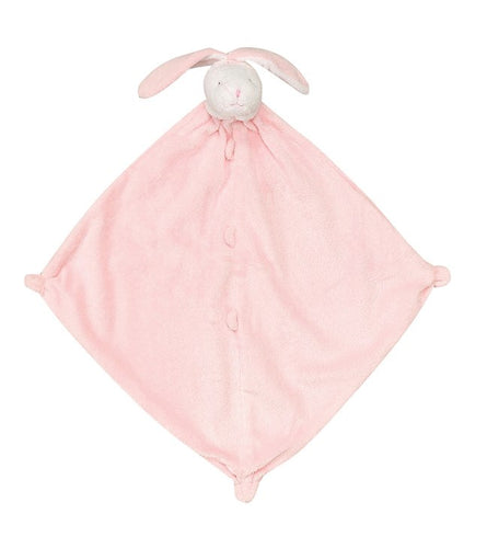 Angel Dear Pink Bunny Lovey