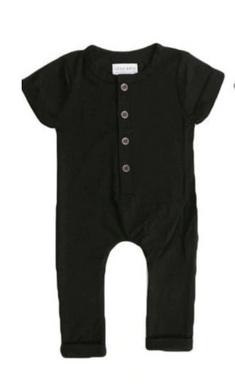 Spencer Jumpsuit - Black