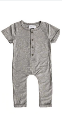 Spencer Jumpsuit - Grey