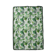 Little Unicorn Outdoor Blanket - 5X7 - Tropical Leaf (preorder)