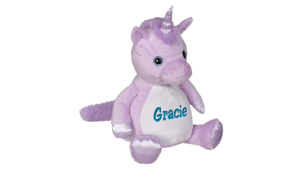 Violet the Unicorn Stuffed Animal