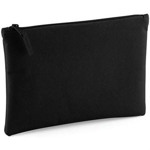 Black Something Pouch Grab Bag