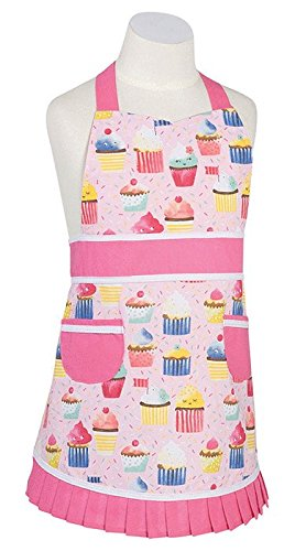Children's Apron - Cupcakes