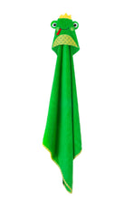 Flippy the Frog Hooded Towel